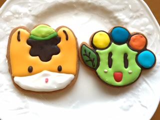おおたんアイシングクッキー